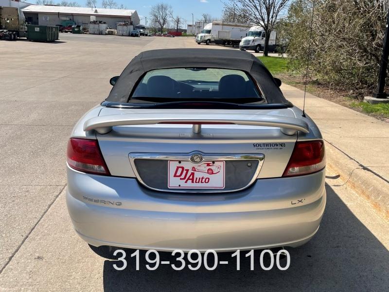 Chrysler Sebring 2001 price $5,950