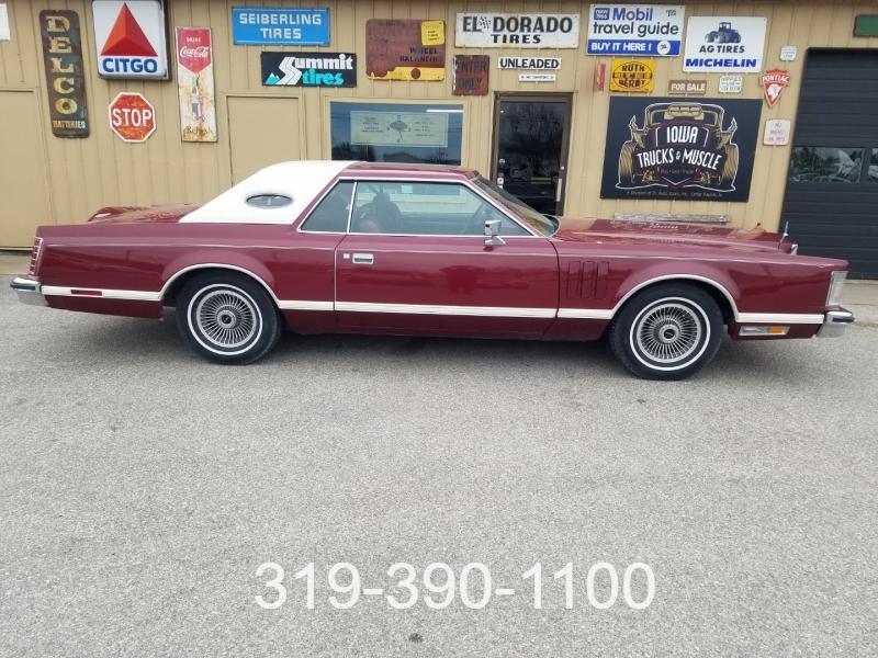 Lincoln Mark 1979 price $19,500