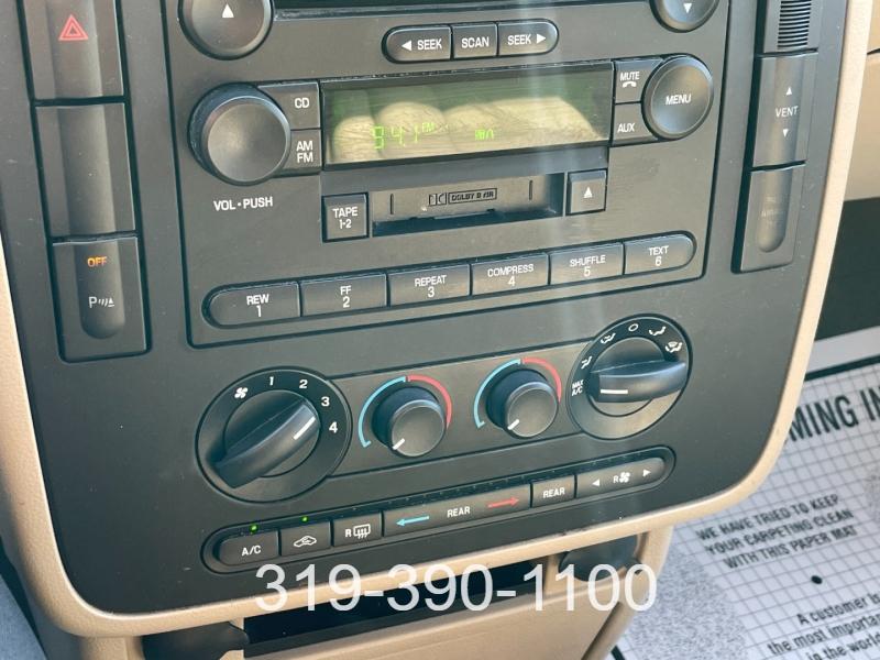 Mercury Monterey 2005 price $6,400