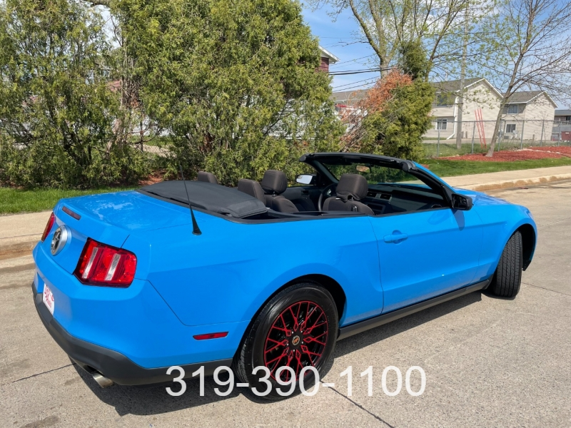 Ford Mustang 2012 price $16,800