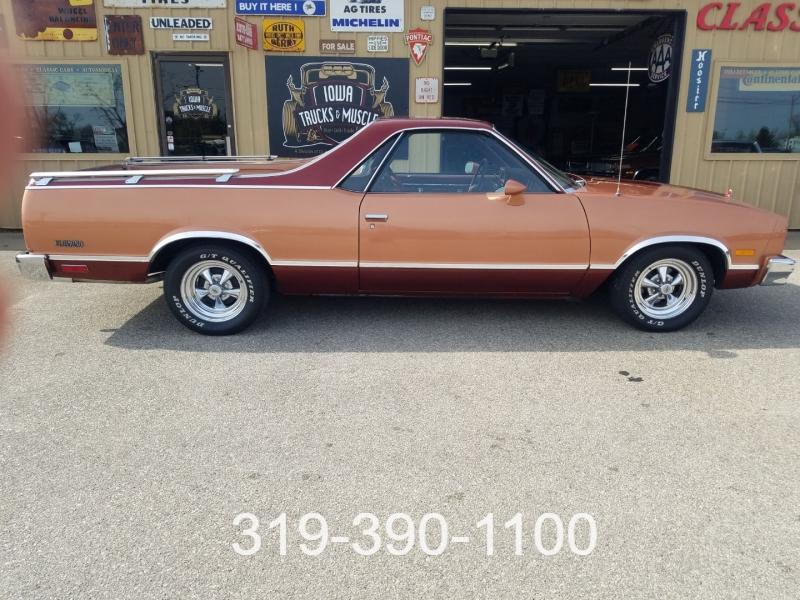 Chevrolet El Camino 1982 price $14,950