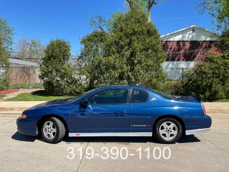 Chevrolet Monte Carlo 2003 price $5,850