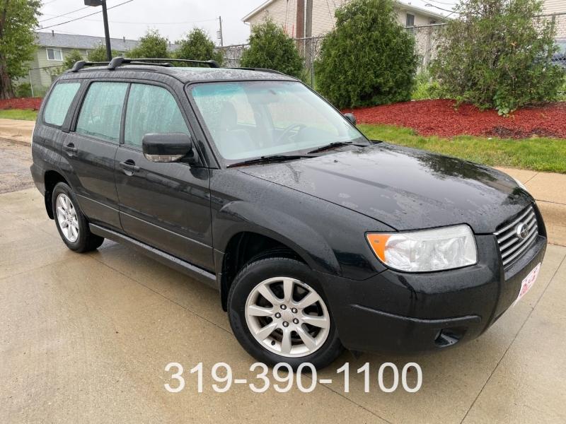 Subaru Forester (Natl) 2008 price $7,950
