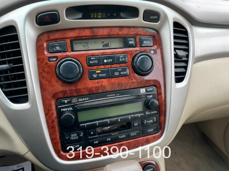 Toyota Highlander 2007 price $8,950