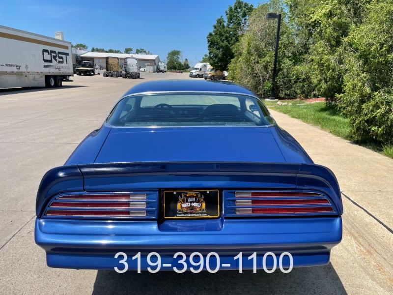 Pontiac FIREBIRD 1978 price $17,850