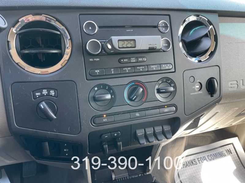 Ford Super Duty F-250 SRW 2010 price $12,950