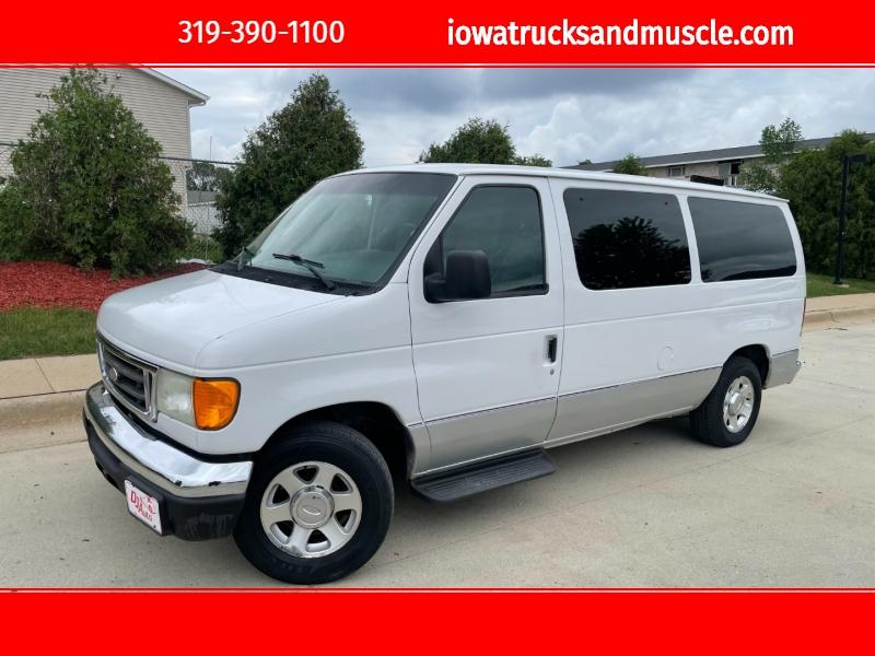 Ford Econoline Wagon 2005 price $6,450