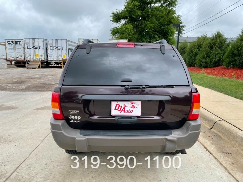 Jeep Grand Cherokee 2004 price $7,900