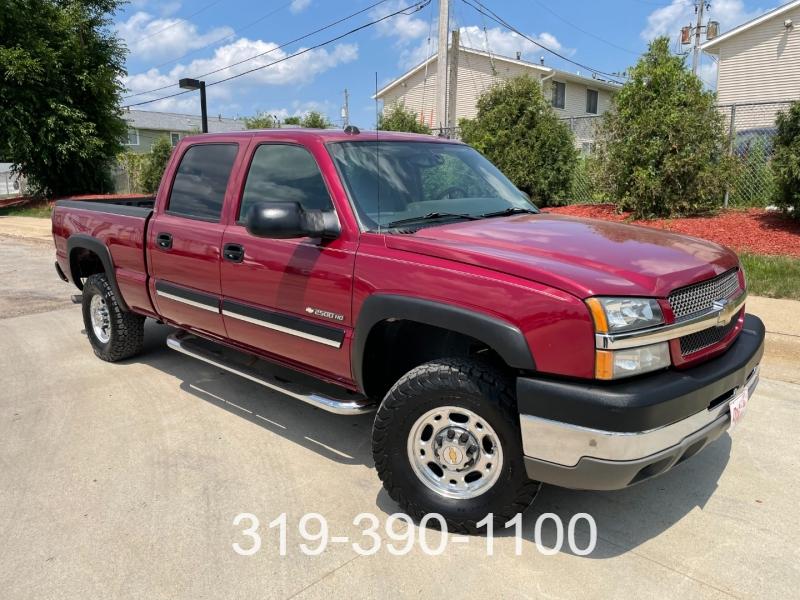 Chevrolet Silverado 2500HD 2004 price $9,950