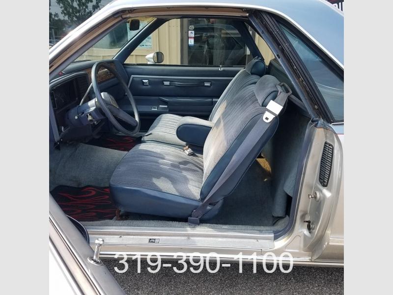Chevrolet El Camino 1984 price $10,750