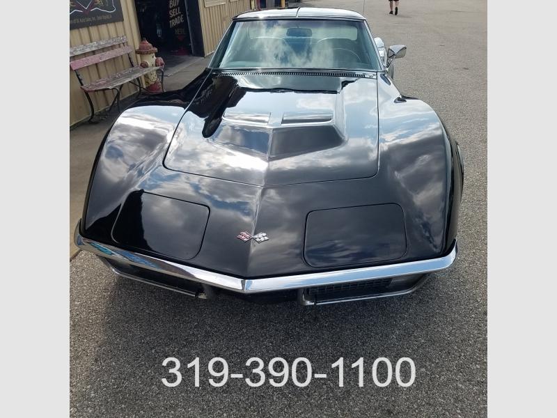 Chevrolet Corvette 1971 price $33,500