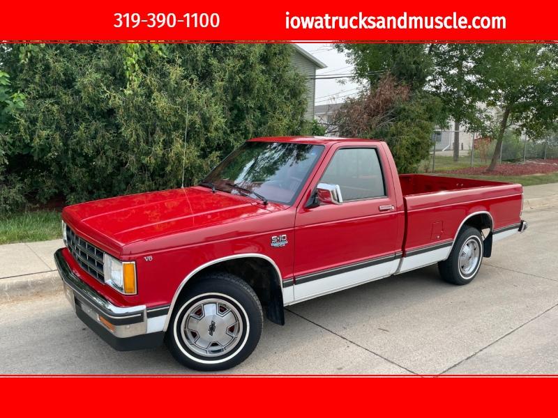 Chevrolet S-10 1983 price $10,500