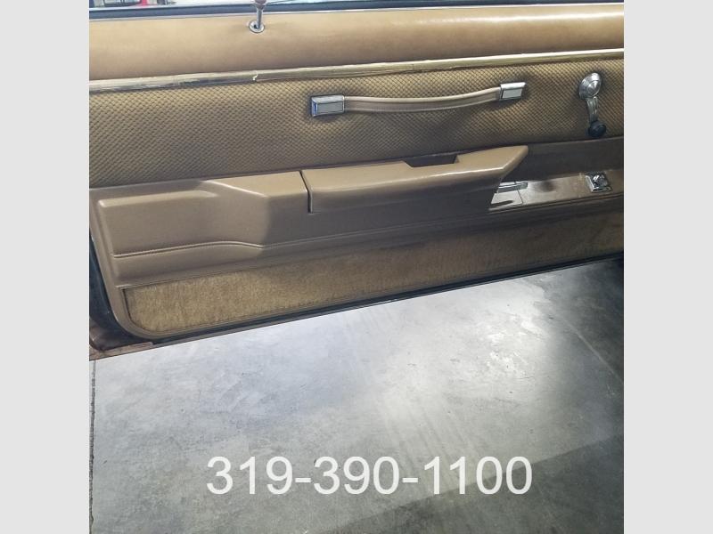 Chevrolet El Camino 1981 price $10,850