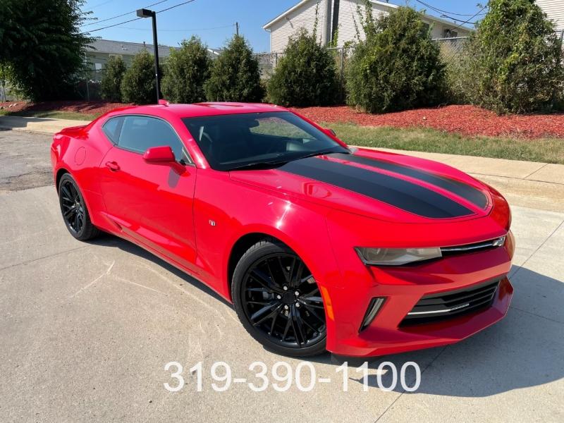 Chevrolet Camaro 2017 price $31,850