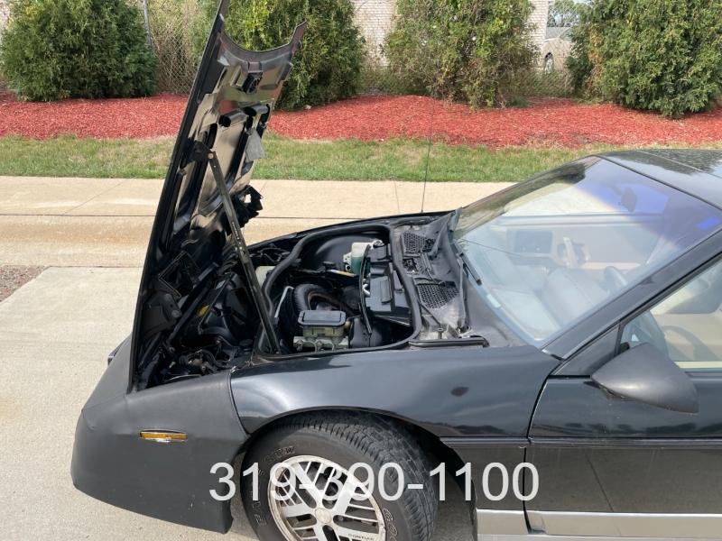 Pontiac Fiero 1985 price $4,895