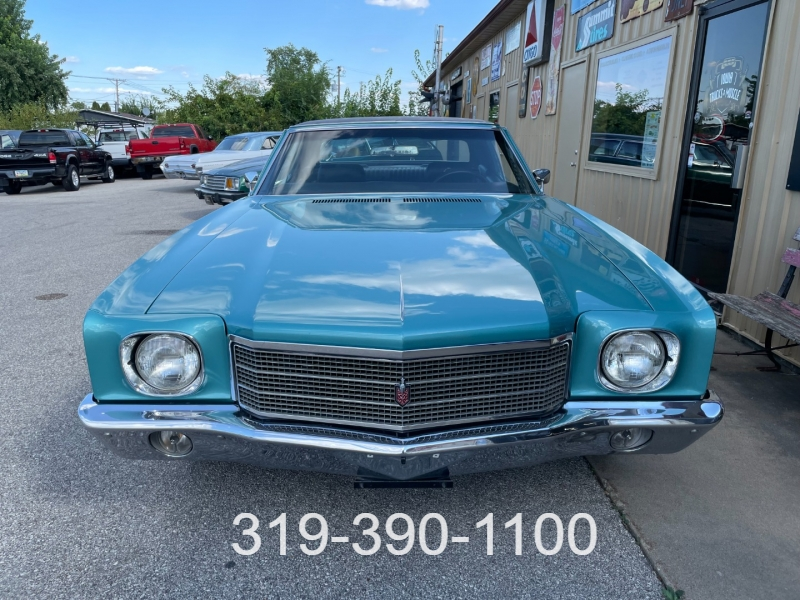 Chevrolet Monte Carlo 1970 price $33,500