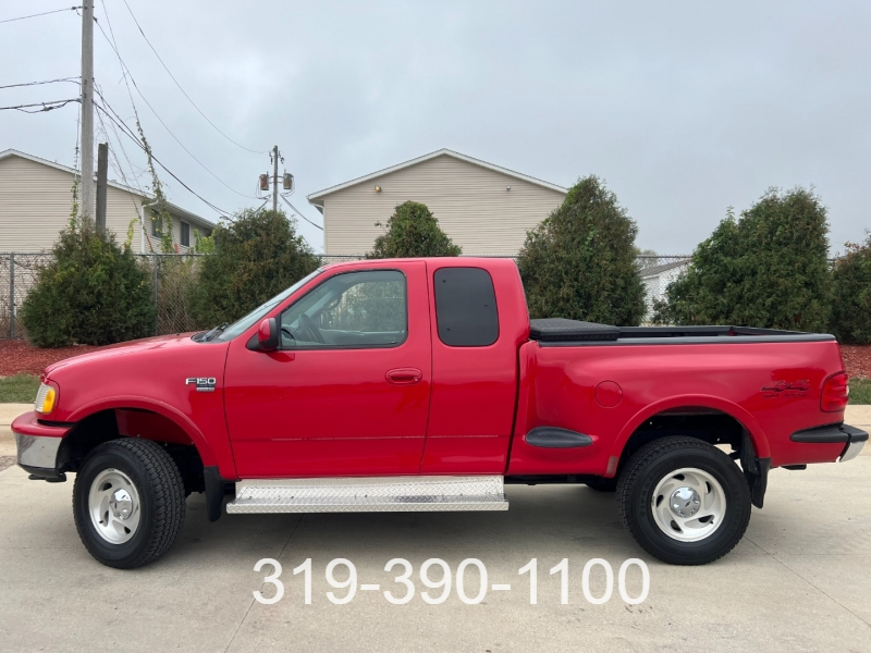 Ford F-150 1998 price $8,900