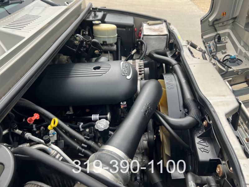 Hummer H2 2003 price $12,850