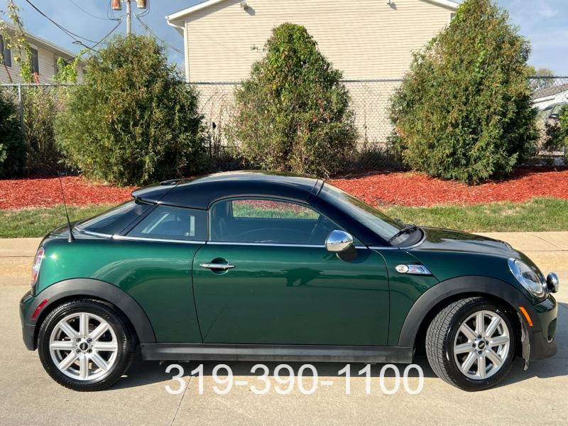 Mini Cooper Coupe 2012 price $7,950