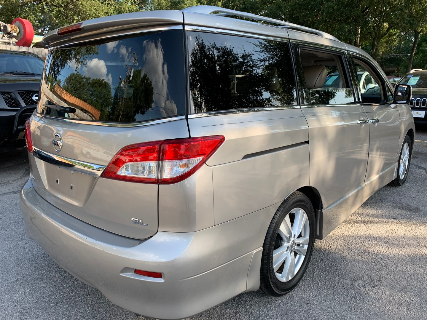 2012 Nissan Quest 4dr Sl Awesome Cars Llc Dealership In Austin