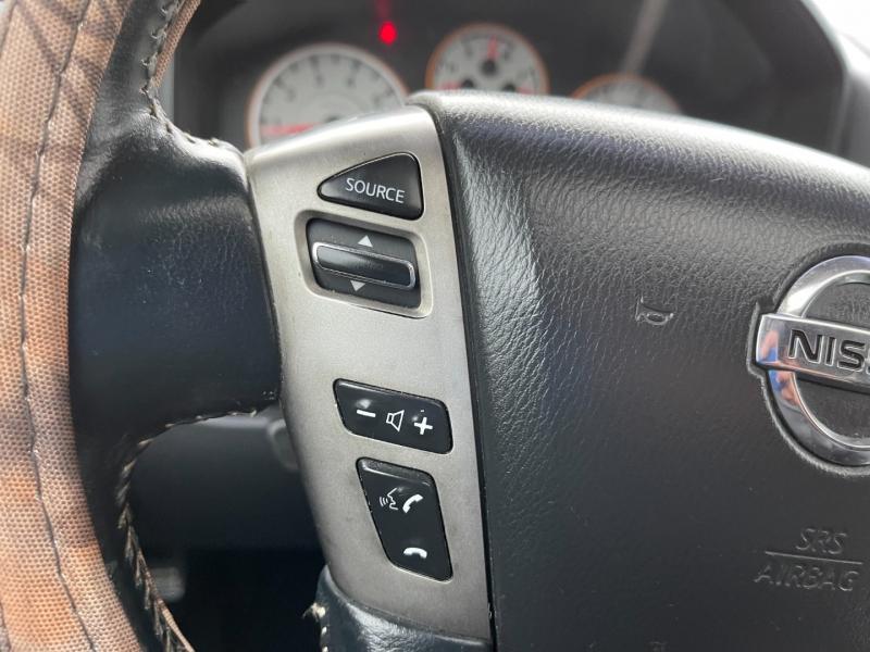 Nissan Titan 2013 price $16,999