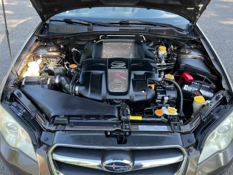 Subaru Legacy (Natl) 2008 price $10,700