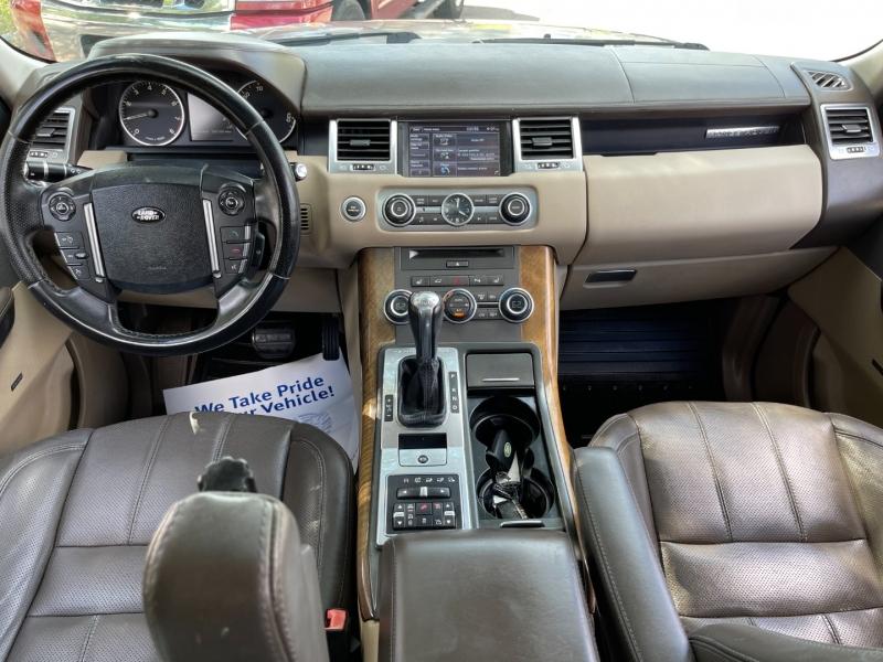Land Rover Range Rover Sport 2012 price $18,250