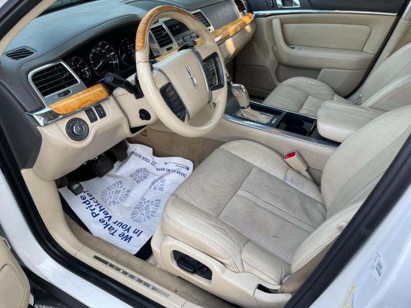 Lincoln MKS 2010 price $7,999