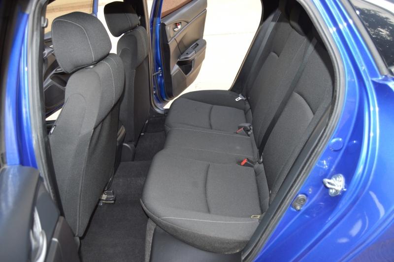 Honda Civic Hatchback 2017 price $13,999