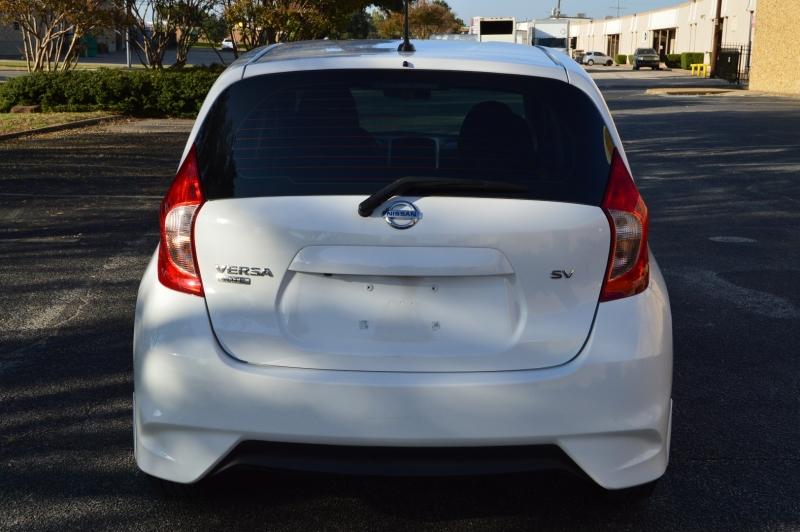 Nissan Versa Note 2018 price $7,999