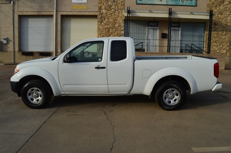 Nissan Frontier 2019 price $16,999