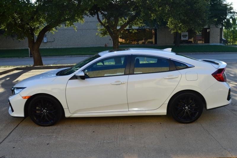 Honda Civic Si Sedan 2020 price $19,999
