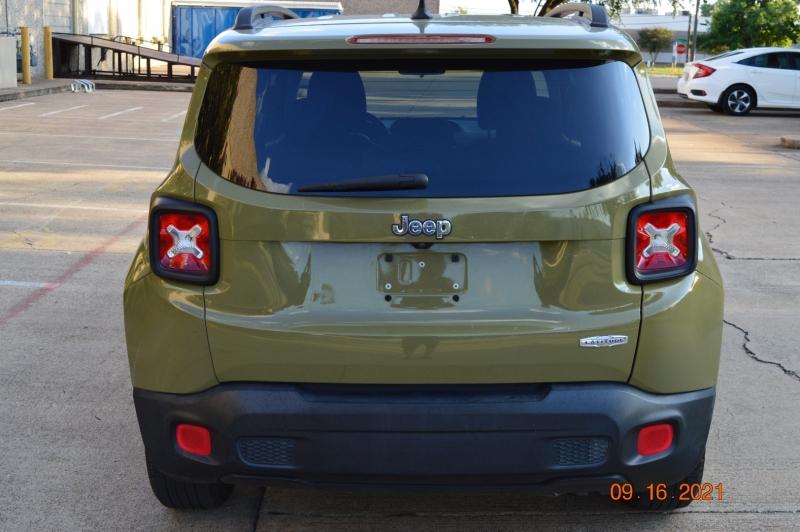 Jeep Renegade 2015 price $10,999