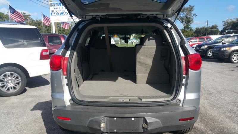 Chevrolet Traverse 2010 price $6,500
