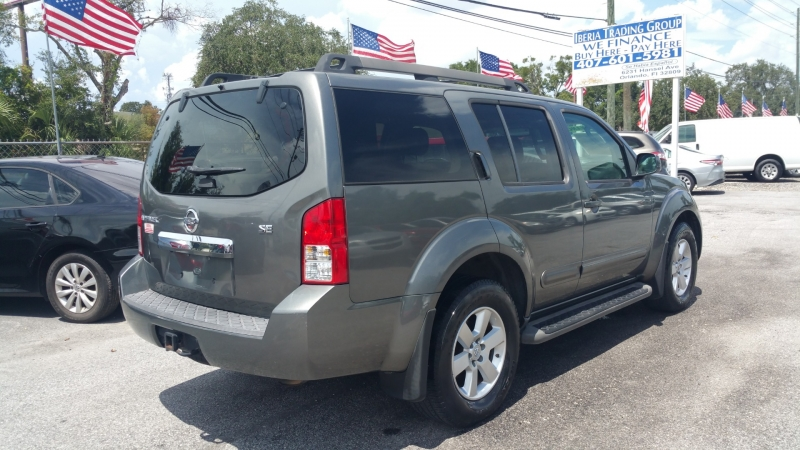 Nissan Pathfinder 2008 price $6,600