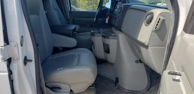 Ford Econoline Cargo Van 2010 price $10,500