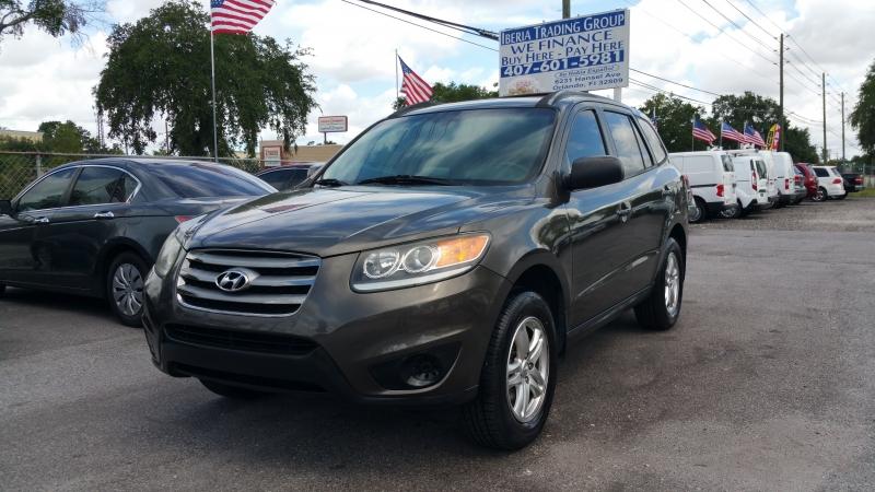 Hyundai Santa Fe 2012 price $5,650