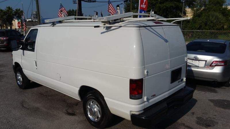 Ford Econoline Cargo Van 2013 price $9,800
