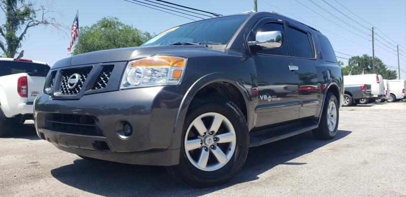 Nissan Armada 2008 price $6,950