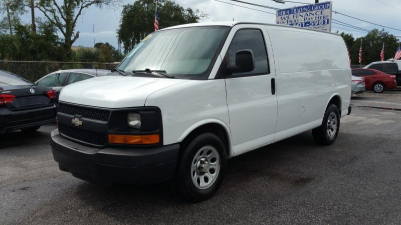 Chevrolet Express Cargo Van 2012 price $11,850