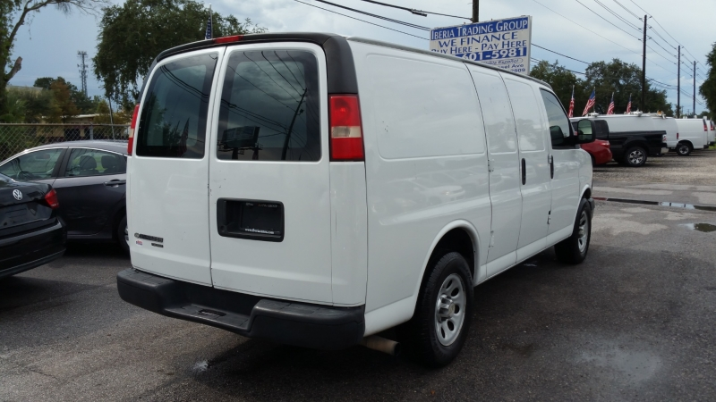 Chevrolet Express Cargo Van 2012 price $8,900