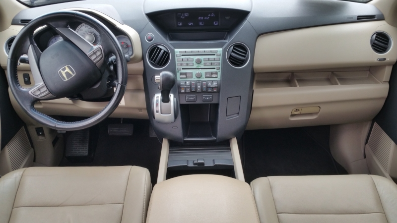 Honda Pilot 2010 price $10,500
