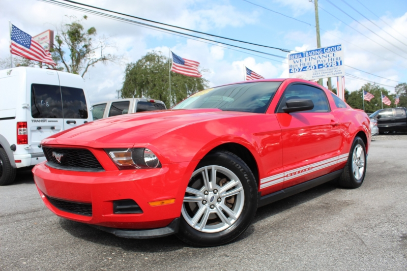 Ford Mustang 2011 price $10,900