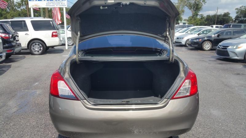 Nissan Versa 2012 price $5,200