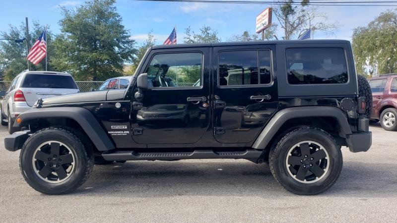 Jeep Wrangler Unlimited 2012 price $19,350