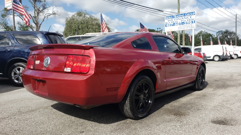 Ford Mustang 2007 price $5,500