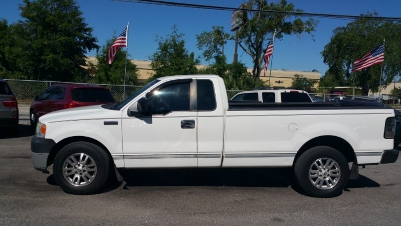 Ford F-150 2007 price $5,600