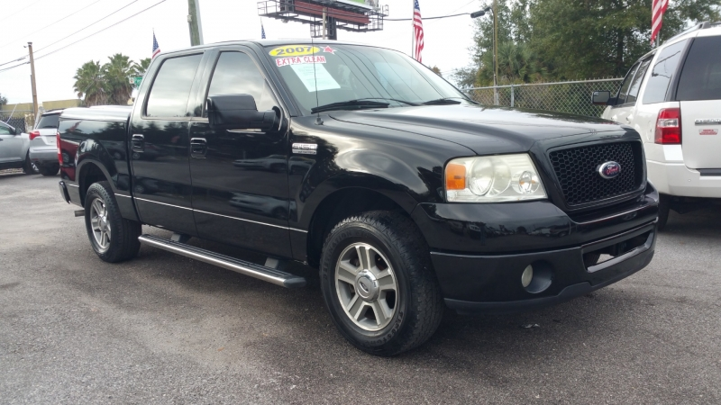 Ford F-150 2007 price $9,850