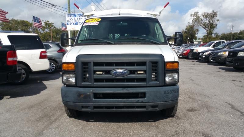 Ford Econoline Cargo Van 2013 price $11,980