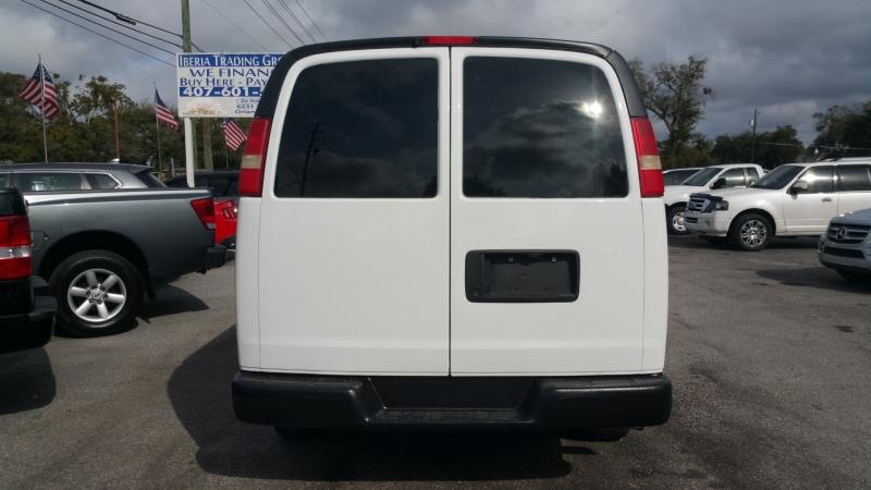 Chevrolet Express Cargo Van 2011 price $13,700